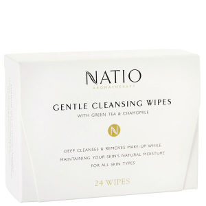 Natio Gentle Cleansing Wipes (24 Wipes): Image 1