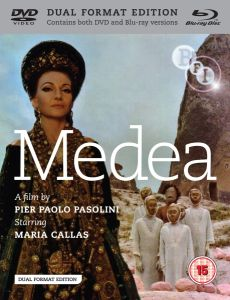 Medea (Dual Format - Blu-Ray and DVD)