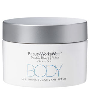 Beauty Works West Luxurious Sugar Cane Scrub (225ml)