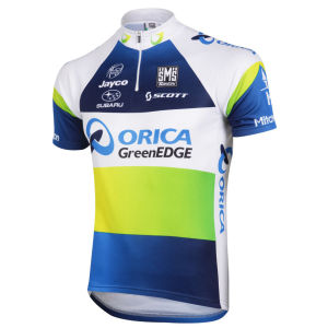 ORICA GreenEDGE Team SS Jersey - 2013