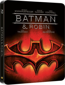 Batman and Robin - Steelbook Editie