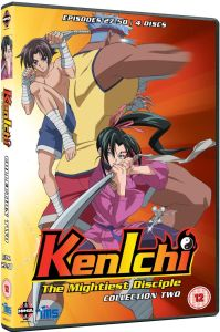 Kenichi: The Mightiest Disciple - Collection 2 (Episodes 27-50)