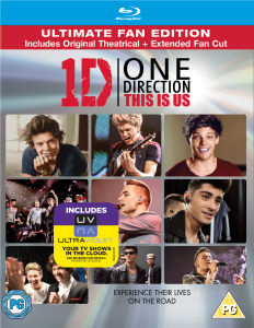 One Direction: This Is Us (Bevat UltraViolet Copy)