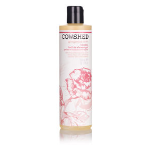 Gel bain et douche Cowshed Gorgeous Cow
