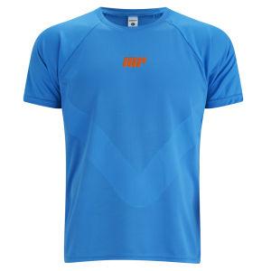 T-Shirt Running Myprotein da Uomo - Blu