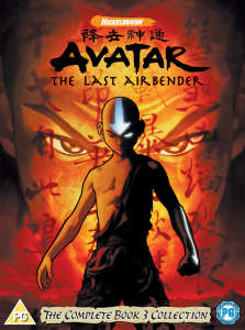 Avatar - The Legend Of Aang - Book 3 - Compleet