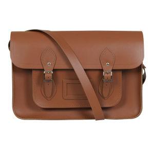 The Cambridge Satchel Company 15 Inch Leather Satchel - Vintage Tan