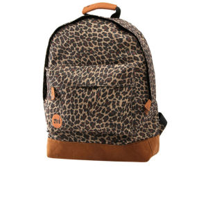 Mi-Pac Custom All Leopard Backpack - Leopard