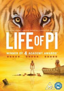 Life of Pi - Schiffsbruch mit Tiger