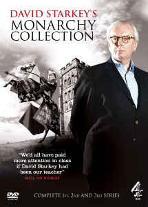 David Starkey's Monarchy - Series 1-3