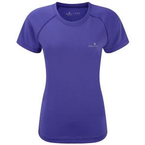 RonHill Women's Aspiration Motion Short Sleeve T-Shirt - Plum
