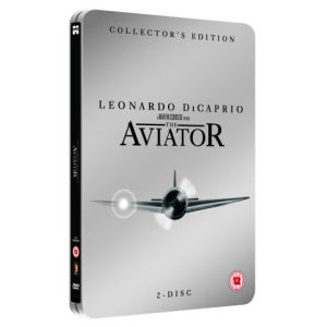 The Aviator - Limited Steelbook Edition