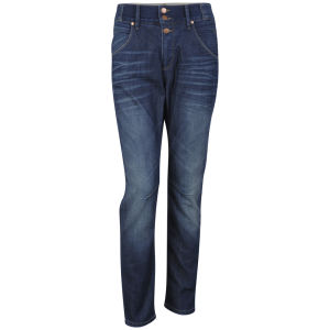 Vero Moda Women's Tomboy Antifit Jeans - Dark Blue