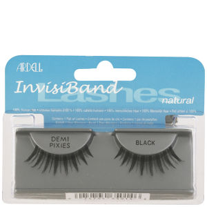 ARDELL INVISIBAND LASHES BLACK - DEMI PIXIES