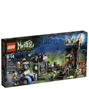 LEGO Monster Fighters: The Crazy Scientist and His Monster (9466)