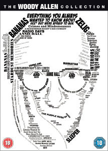 The Woody Allen Collection (20 Titles)