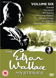 The Edgar Wallace Mysteries - Volume 6