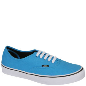 Vans Authentic Canvas Trainers - Malibu Blue/ Black