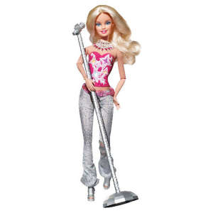 Barbie Fashionista in the Spotlight Glam Doll