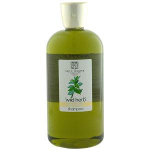 Trumpers Nettle Herbal Shampoo - 500ml Travel