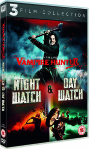 Abraham Lincoln: Vampire Hunter / Night Watch / Day Watch