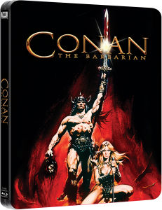 Conan the Barbarian - Limited Edition Steelbook