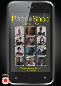 Phoneshop - Seizoen 1 en 2
