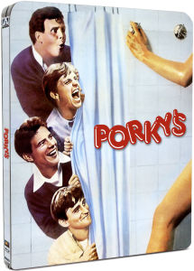 Porkys - Steelbook Edition
