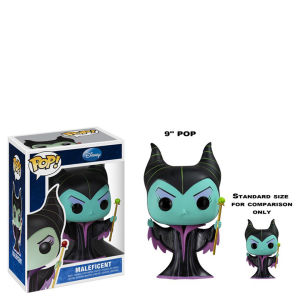 Disneys Maleficent 9 Inch Pop! Vinyl Figure