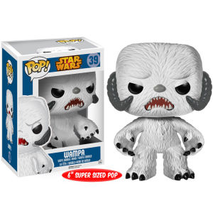 Star Wars Wampa Oversized Pop! Vinyl Bobblehead Figure