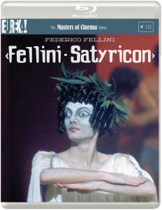 Fellini Satyricon (Masters of Cinema)