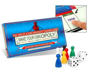 Make your Own-opoly