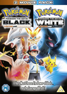 Pokemon The Movie Black: Victini and Reshiram / Pokemon The Movie White: Victini and Zekrom