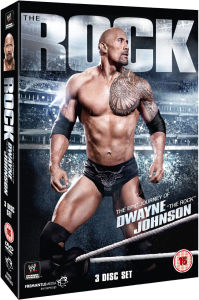WWE: Rock - Epic Journey of Dwayne Johnson