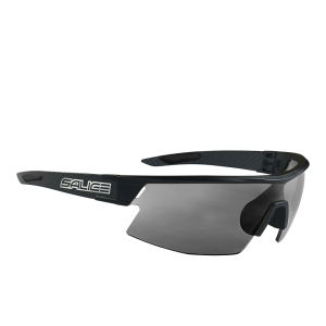 Salice CSPEED RW Sports Sunglasses - Mirror - Black/RW Black