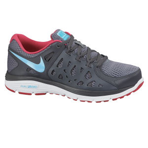 Nike Women's Dual Fusion Run 2 Running Shoes - Pure Platinum