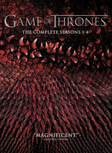 Game of Thrones - Staffel 1-4