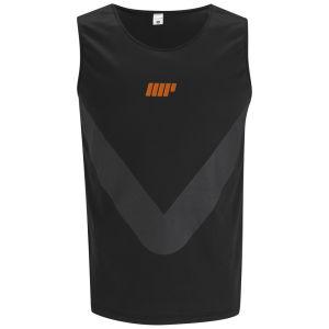 Myprotein Men's Running Vest  - Sort