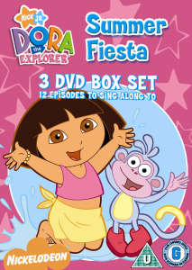 Dora Explorer - Summer Fiesta