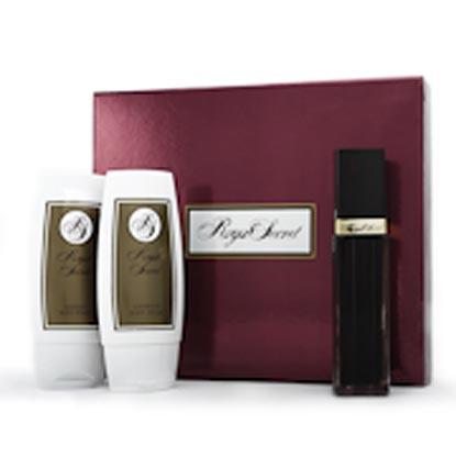 Royal Secret Cologne 100ml And Body Cream 100ml Perfume