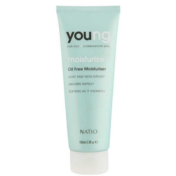 Natio Young Oil Free Moisturiser (100ml)