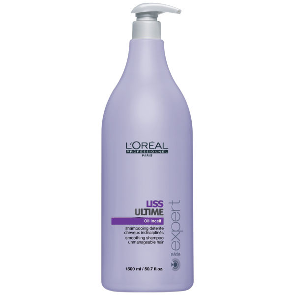 L Oreal Professionnel Serie Expert Liss Ultime Shampoo