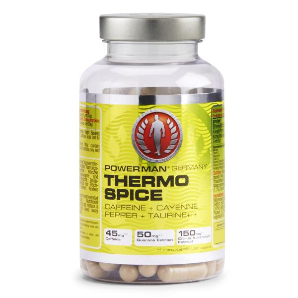 PowerMan Spice Thermo - Thermogenic Activator