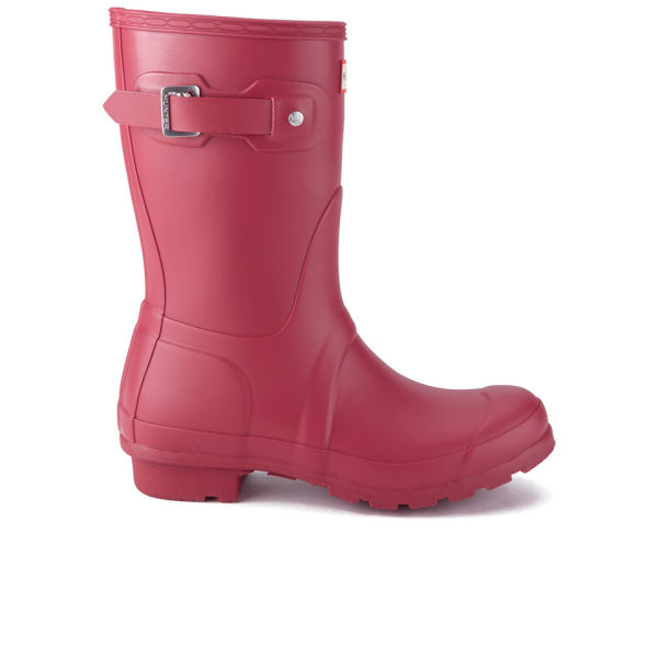 Hunter Women's Original Short Wellies - Raspberry