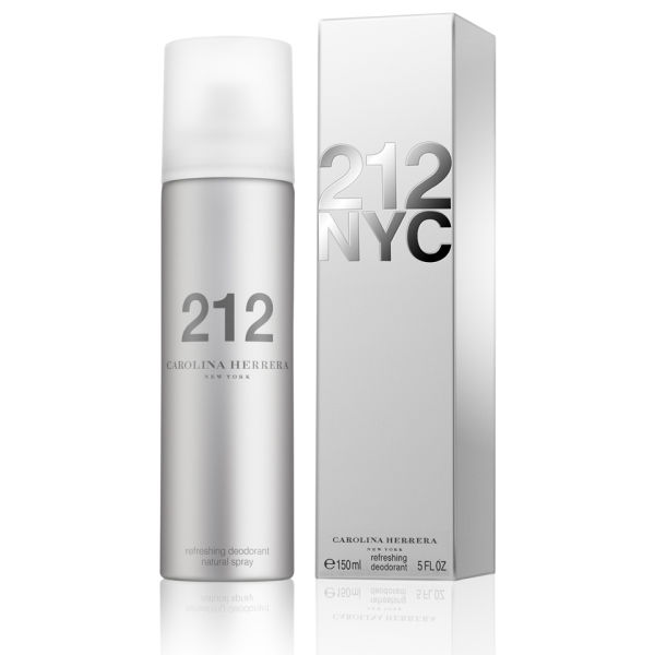 Carolina Herrera 212 NYC Deodorant 150 ml