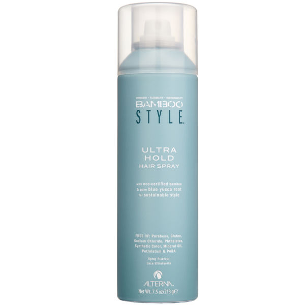 hair styling sprays alterna bamboo style ultra hold hair spray free shipping 9043