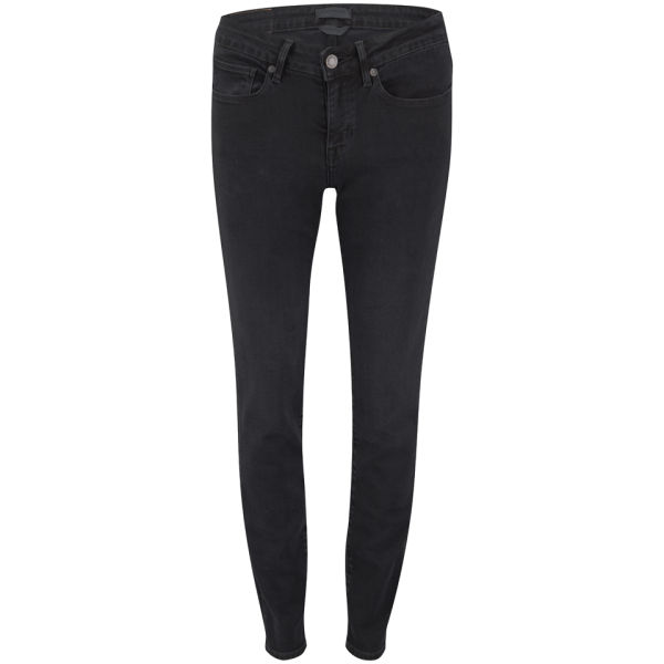 Levi's Made & Crafted Women's Empire Mid Rise Skinny Jeans - Pavement