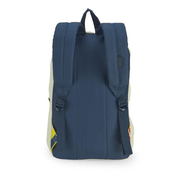 c1a09855777 Herschel Supply Co. Parker Malibu Stripe Backpack - Stripe Bone Navy Rubber