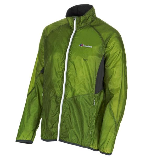 Berghaus Men&39s Viso II Waterproof Jacket - Infinity Green/Slate