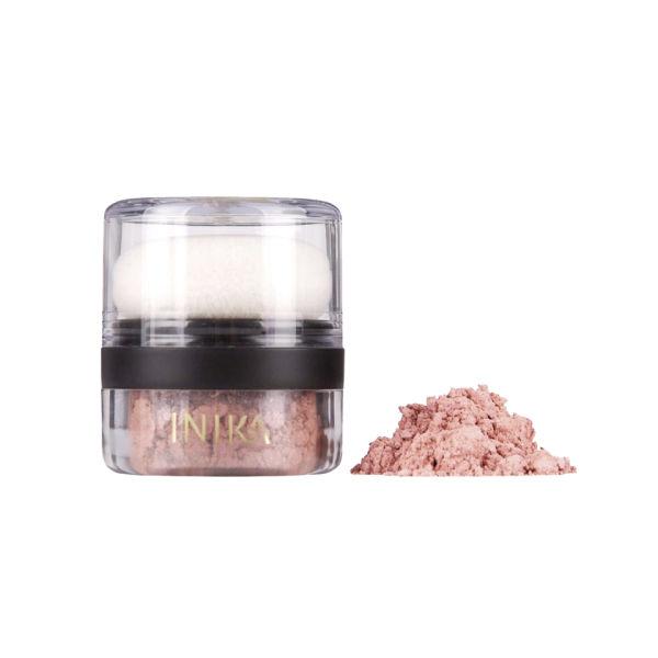 INIKA Mineral Blusher Rosa Pinch (Puff Pot)
